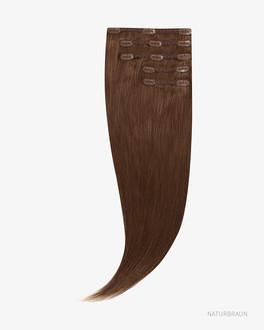 Echthaar Clip In Extensions 50 cm 150g