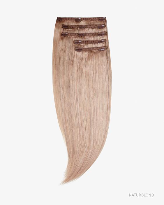 Einzelne Clip In Tresse - 55 cm 40 gramm