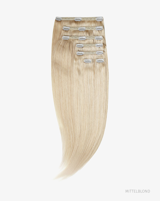 Ombre Clip In Extensions 45 cm 140g