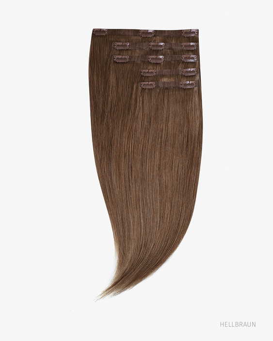 Ombre Clip In Extensions 55 cm 120g