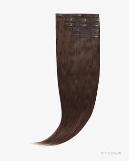 Einzelne Clip In Tresse - 40 cm 130 gramm