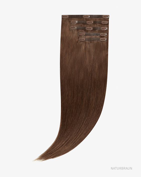 Einzelne Clip In Tresse - 60 cm 170 gramm