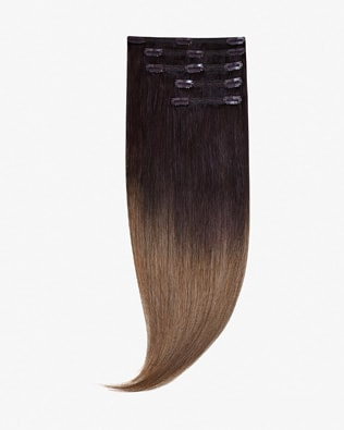 Ombre Clip In Extensions 45...